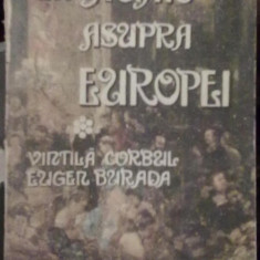 Vintila Corbul - Uragan asupra Europei - Roman