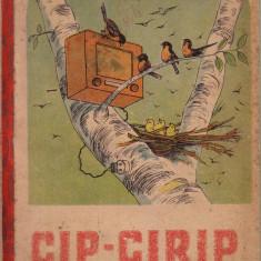 Serghei Mihalkov-Cip-cirip - Carte cu ghicitori pentru copii