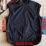 Vesta softshell ciclism Crane Sports, marimea S !!!PROMOTIE2+1GRATIS!!!