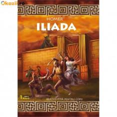 H0 Iliada - Homer - Roman, Anul publicarii: 2007