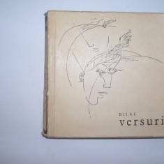 RAINER MARIA RILKE - VERSURI,rf1/4
