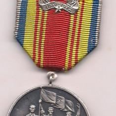 Medalie-30 de ani de la eliberarea de sub dominatia fascista - Medalii Romania