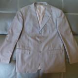Sacou de gala; marime 54: 63 cm bust, 87 cm lungime totala, 67 cm maneca - Sacou barbati, Culoare: Din imagine