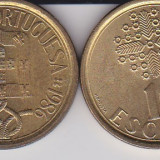 PORTUGALIA 10 ESCUDOS 1986, Europa