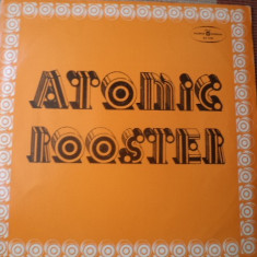Atomic rooster disc vinyl muzica progresiv hard rock 1975 LP muza poland - Muzica Rock, VINIL