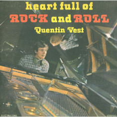 Quentin Vest_J. Raducanu_Dan A. Aldea - Heart Full Of Rock And Roll (Vinyl) - Muzica Jazz electrecord, VINIL
