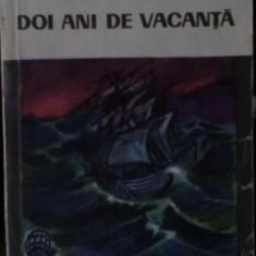 Jules Verne - Doi ani de vacanta - Roman