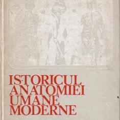 Mihai Ionescu-Istoricul anatomiei umane moderne
