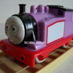 My First Thomas by Golden Bear Trenulet Thomas and Friends - Rosie locomotiva mov deschis din Sodor ( transport 2.6 RON la plata in avans ), Plastic, Unisex