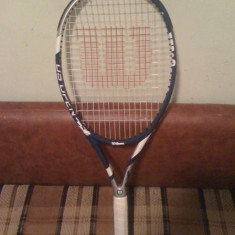 Racheta de tenis wilson - Racheta tenis de camp Wilson, Performanta, Adulti