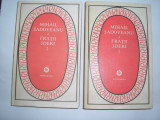 Fratii Jderi - Mihail Sadoveanu (2 volume) Colectia Patrimoniu,R2