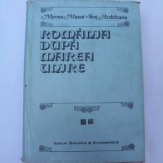 Romania dupa Marea Unire vol. II - partea I - 1918-1933 - Istorie