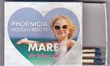 Cumpara ieftin Chibrituri colectie de la Phoenicia Holiday Resort, cu Irinuca Columbeanu