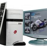 Computere Sistem Desktop  Cu Monitor