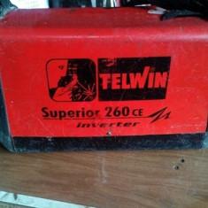 Invertor sudura Telwin SUPERIOR 260 CE
