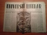 ziarul universul literar 23 august 1941-art.despre m eminescu de vladimir dogaru