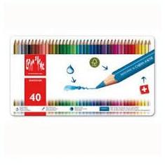 Vand Set 40 Creioane Acuarelabile Fancolor - profesionale Altele