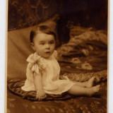 1 - FOTOGRAFIE VECHE - ANII 1920 - COPIL