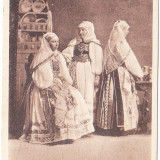 Gusterita-Hammersdorf-Szenterzsebet-Sibiu, port popular SASESC feminin, edit.Josef Drotleff 1917