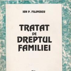 ION P. FILIPESCU - TRATAT DE DREPTUL FAMILIEI (1995 - editia a II-a, revazuta si completata) - Carte Dreptul familiei