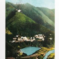 ROMANIA TUSNAD VEDERE GENERALA ANUL 1929 NECIRCULATA **