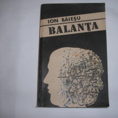 Balanta - Autor : Ion Baiesu ,RF2/2