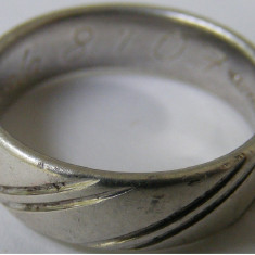 Verigheta veche din argint (14) - de colectie