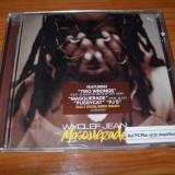 Wycleff Jean - Masquerade, 2002, Sony Music(disc original)