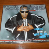 Warren G featuring adina Howard, what`love got to do with it ,1996 Interscope Records(original)