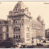 Bucuresti carte postala Palatul Postelor, aprox 1920, edit Libraria Socec & Co, PERFECTA