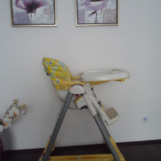Vand scaun de masa Peg Perego Prima Papa