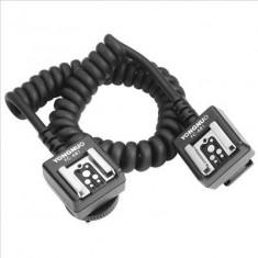 Cablu TTL Yongnuo FC-681/S pentru Canon, off-camera sync
