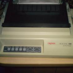 Imprimanta OKIDATA Microline 380 - 24 pini - Imprimanta matriciala