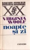 NOAPTE SI ZI de VIRGINIA WOOLF