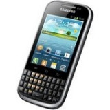Samsung Galaxy Chat B5330 - Telefon Samsung, Negru, 8GB, Neblocat, Single core, 512 MB