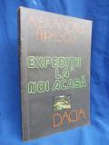 ALEXANDRU FILIPASCU - EXPEDITII LA NOI ACASA - CLUJ-NAPOCA - 1981