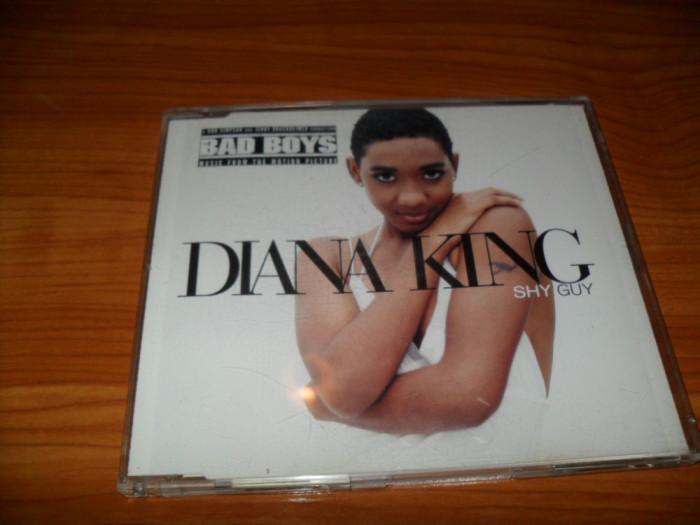 DIANA KING, SHY GUY, 1995, (disc original)