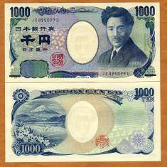 JAPONIA 1000 YEN 2004 UNC
