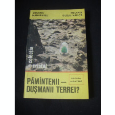 CRISTINA MANDRAVEL * MELANIA GUTUL VALUTA - PAMINTENII DUSMANII TERREI ? {1987}
