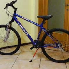Biciclete Head Bicicleta INSTINCT - Mountain Bike Nespecificat, 20 inch, Numar viteze: 21
