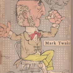 (C4036) PRETENDENTUL AMERICAN DE MARK TWAIN, ELU, BUCURESTI, 1964, TRADUCERE DE EUGEN B. MARIAN