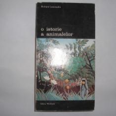 O istorie a animalelor - Richard Lewinsohn,rf2/3