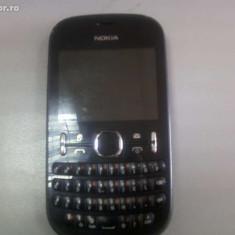 Vand Nokia 200 Dual Sim - Telefon Nokia, Negru, Neblocat, Clasic, Micro SD