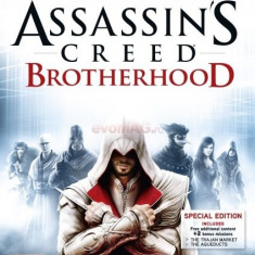 Line Ubisoft Assassins Creed Brotherhood PC - Jocuri PC Ubisoft, Actiune, 18+, Single player