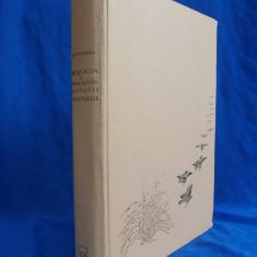 A.M.COMSIA - BIOLOGIA SI PRINCIPIILE CULTURII VANATULUI - ACADEMIA ROMANA -1961 - Carte Biologie