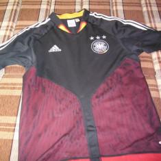 Tricou Adidas Original - Nationala - Germania - 2004 marimea M - Tricou barbati Adidas, Marime: M, Culoare: Negru, Maneca scurta