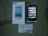Samsung Galaxy s3 mini, 8GB, Maro, Neblocat