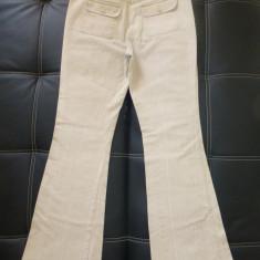 Pantaloni S. OLIVER; marime 36: 76 cm talie, 99 cm lungime; impecabili, ca noi - Pantaloni dama, Culoare: Din imagine
