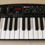 Midi Controller Carillon 25 clape