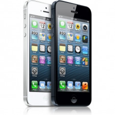 Vand iPhone 5 Apple negru, neverlocked, 16GB, Neblocat